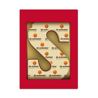 Chocoladeletter full color | 190 gram